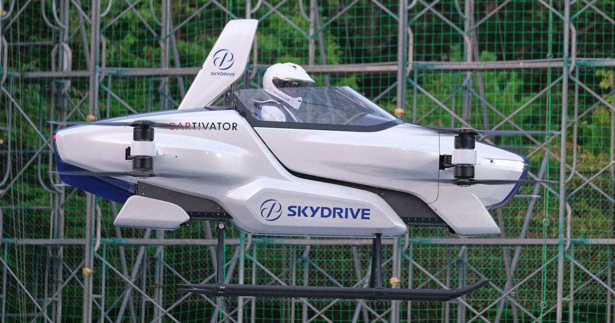 空飛ぶクルマ、4年後に乗れる? 鍵握る安全性や不安の解消