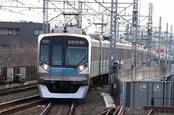 混雑路線として有名な東京メトロ東西線