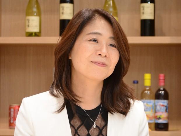 サントリーグループの事業会社で初の女性トップとなったサントリーワインインターナショナル(SWI)の吉雄敬子社長
