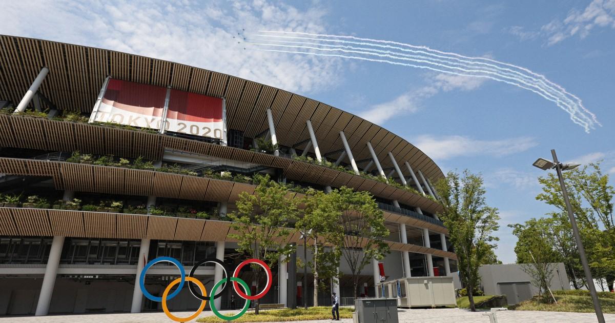 """""""Contra tudo e contra todos"""": As Olimpíadas de Tóquio terão início oficialmente hoje"""