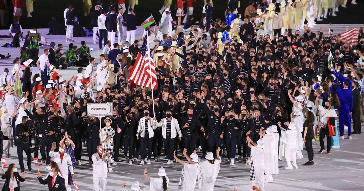 Abertura das Olimpíadas: Você sabe por que a ordem do desfile dos atletas foi tão incomum?