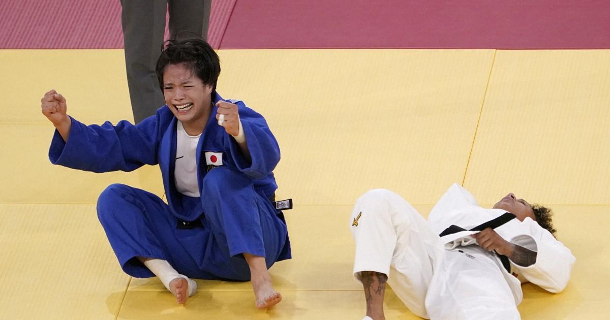 Judocas japoneses se tornam os primeiros irmão e irmã a ganhar ouro nas mesmas Olimpíadas
