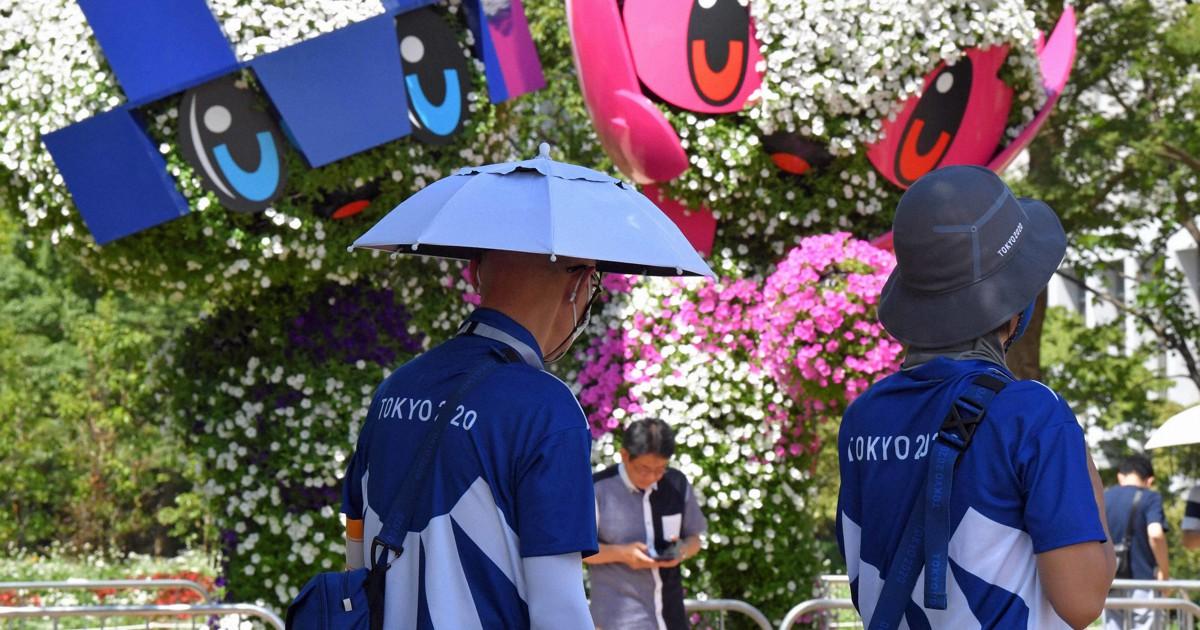 Atletas olímpicos lutam contra o calor extremo de Tóquio; alguns sugerem mudança de horário