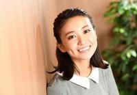 Actor Yuko Oshima (Mainichi/Ai Kawahira)