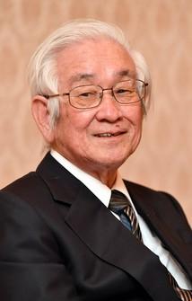 Nobel laureate in physics Toshihide Masukawa (Mainichi)