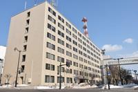 Aomori Prefectural Police headquarters (Mainichi)