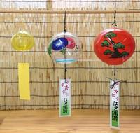 Furin wind chimes are seen at Shinohara Furin Honpo in Tokyo's Edogawa Ward on July 8, 2021. (Mainichi/Akinori Miyamoto)