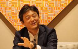 JPモルガン・アセット・マネジメントの中山大輔さんは、投資に際しては、「循環と相対」を重視しているという(同社提供)