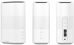 KDDIが8月6日に発売した「Speed Wi-Fi HOME 5G L11」。製造は中国メーカーのZTE