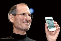 膵臓がんで亡くなったアップルの元CEOスティーブ・ジョブズ氏 (Bloomberg)