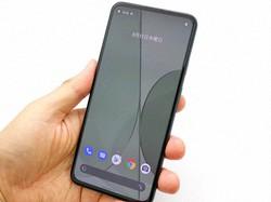 グーグルが日米限定で発売する「Pixel 5a(5G)」。カメラなどの仕様は昨年発売された「Pixel 5」と同じ