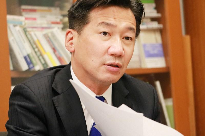 Tetsuro Fukuyama = Difoto oleh Okamoto