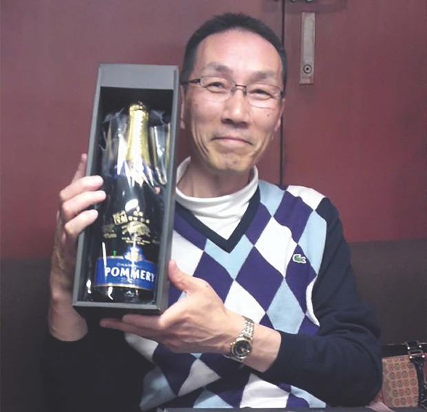 伝説のリーダー前田仁氏。撮影は2012年