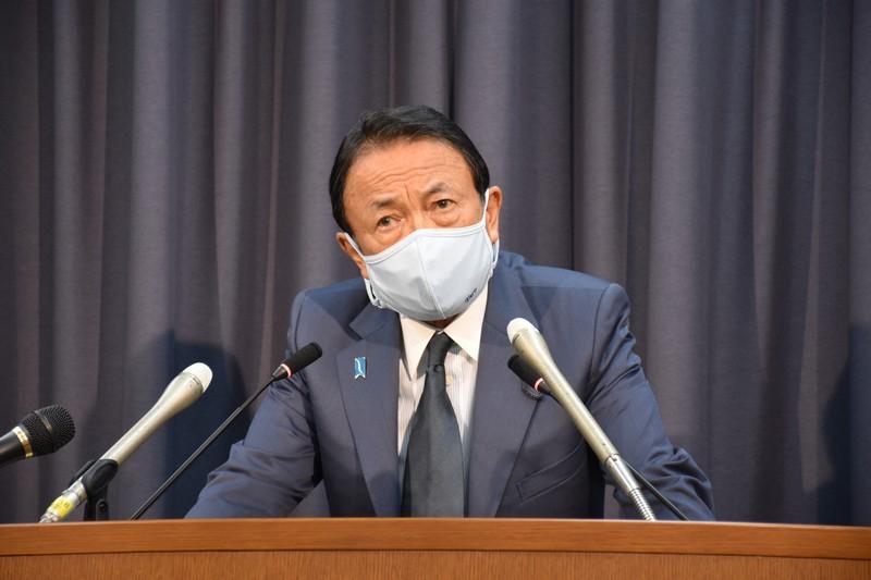 【衝撃】麻生太郎「コロナは収束した❗」