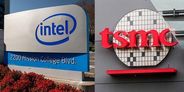 インテルがファウンドリー事業に乗り出し、TSMCと正面からぶつかる Bloomberg