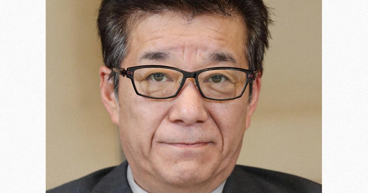 酒類提供「制約解除すべきだ」 大阪市長が宣言終了時の考え示す