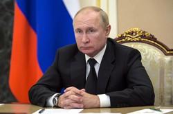 ロシアのプーチン大統領=モスクワで2021年9月10日、スプートニク通信・AP