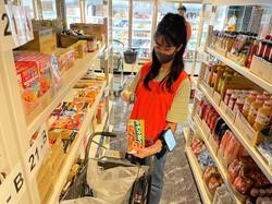 扱う品目を限定することで、食品ロスの削減にも取り組む オニゴー提供