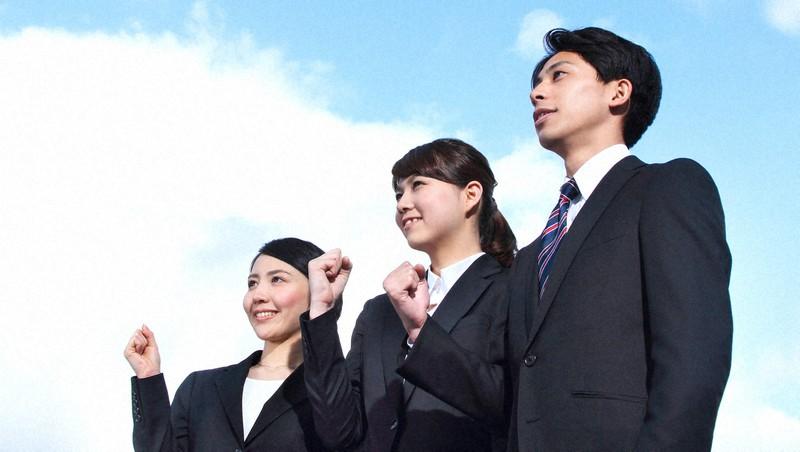 就活は学生にとって重要だ。企業は男女とも平等にキャリア形成の機会を与えるべきだ