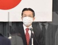 Gunma Prefectural Police chief Kohei Chiyonobu (Mainichi/Hinako Kikuchi)