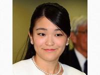 Princess Mako, the elder daughter of Crown Prince Akishino. (Pool photo)