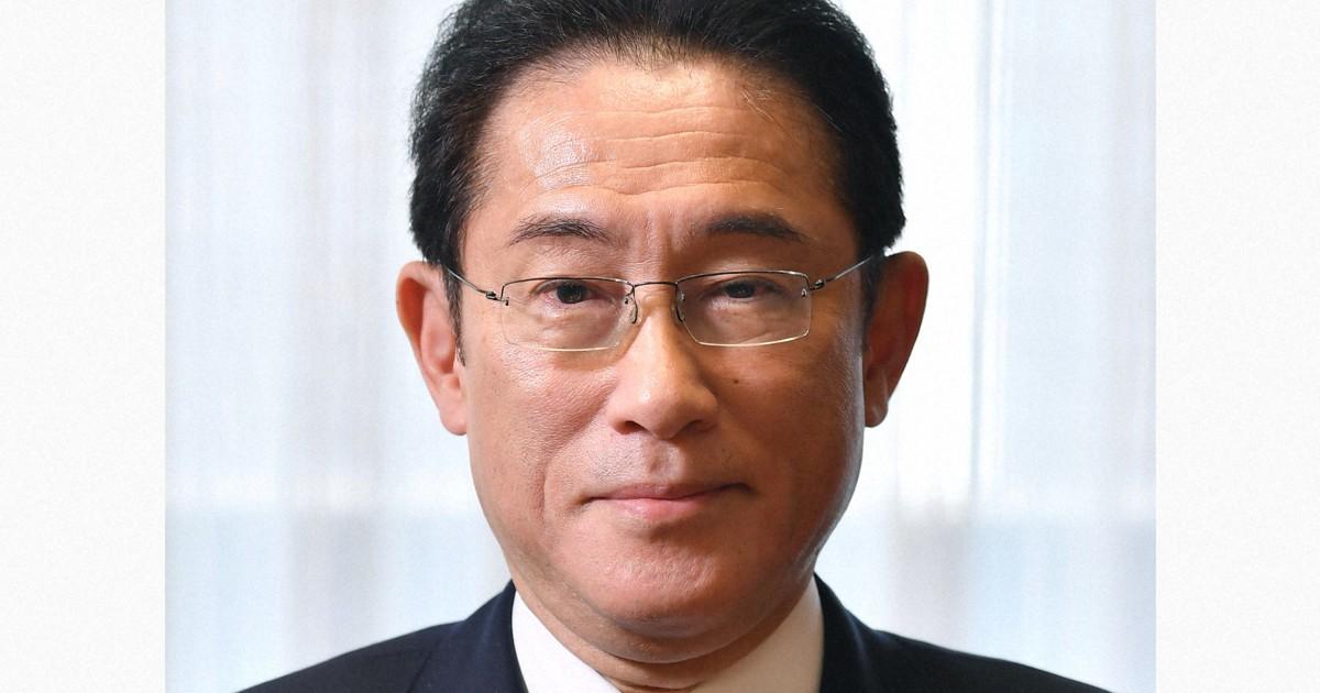 岸田首相「ワクチン接種、11月の早い時期に完了目指す」