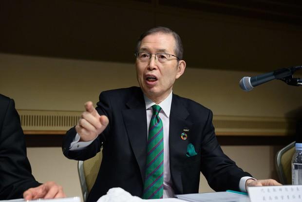 NVICの奥野一成さんは、日本電産の永守重信会長の言葉が心に残っている Bloomberg