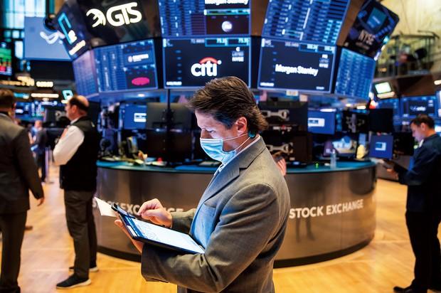 9月の米国株式市場は大きく下落したが…… Bloomberg