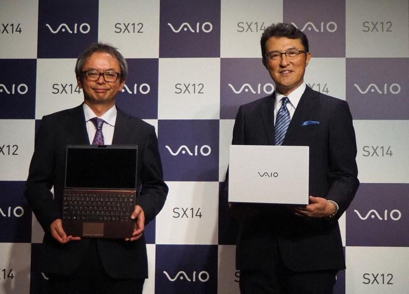 【VAIO】「ソニーを見返す」 ソニーが見捨てたパソコンが再び世界へ