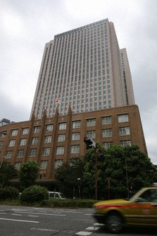 The Ministry of Education, Culture, Sports, Science and Technology Ministry is seen in this file photo taken in Tokyo's Chiyoda Ward on July 26, 2018. (Mainichi/Naoaki Hasegawa)