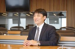 日興アセットマネジメントの北原淳平さんは、オーナー企業への投資で大きな実績を上げてきた(同社提供)