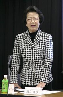 Mayumi Moriyama on Mar,1,2011. (Mainichi)