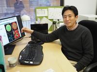 Wataru Akahata is shown in this image. (Mainichi/Momoko Suda)