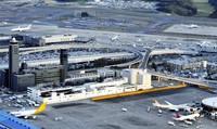 Narita International Airport in the city of Narita, Chiba Prefecture is seen in this undated file photo. (Mainichi/Tadakazu Nakamura)