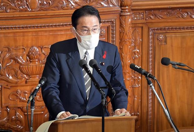 所信表明演説で岸田文雄首相は金融所得課税の見直しなどに触れなかった