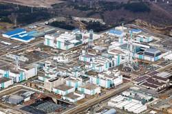 工業地帯計画の代替として核の再処理施設が建設された青森県六ヶ所村(再処理工場)
