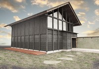 The sake brewery that will be turned into a workation retreat. (Photo courtesy of Yokamos)
