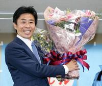 Shinnosuke Yamazaki (Mainichi/Kentaro Ikushima)