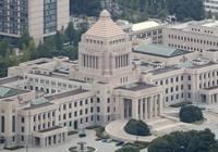 The National Diet building is seen in this file photo taken in Chiyoda Ward, Tokyo. (MainichiJunichi Sasaki)